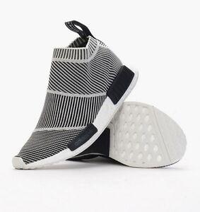 Instalar en pc Lluvioso Fracaso  Adidas Nomad Runner City Sock NMD_CS1 PK Primeknit Core Black White S79150