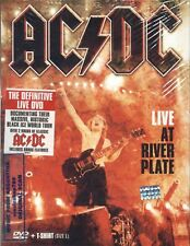 DVD + L SIZE T-SHIRT AC/DC LIVE AT RIVER PLATE NEW 2011
