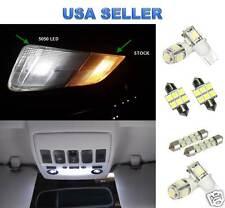 6 X Honda CR-V LED Interior Package Kit (includes License Plate LEDs)