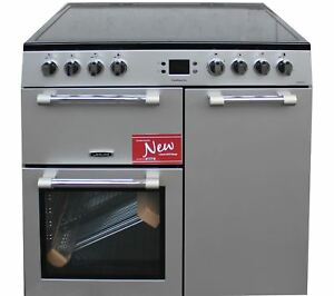 Image Is Loading Leisure Electric Range Cooker 90 Cm Ceramic Hob