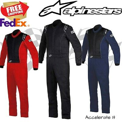 Alpinestars KNOXVILLE Suit Black, Size 60