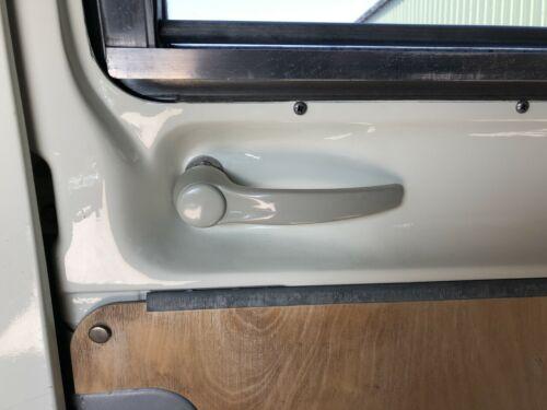 VW Westfalia T2 sliding door 2nd rear inner door handle set with bracket C9785