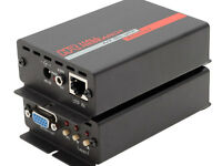 Hall Research Ura Video And Audio Over Utp Receiver on sale