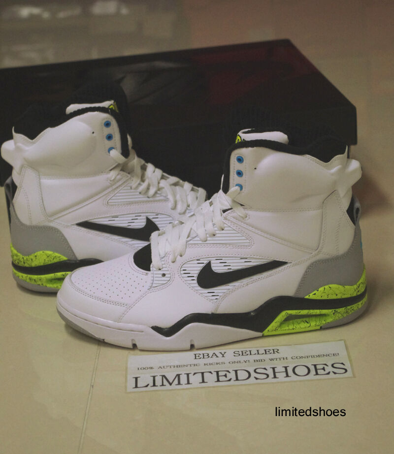 NIKE AIR COMMAND FORCE 'WHITE MEN CAN'T JUMP' VOLT BILLY HOYLE PE mag yeezy 1 2