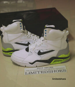 official photos 4ef3e 14d07 Image is loading NIKE-AIR-COMMAND-FORCE-WHITE-MEN-CAN-T-