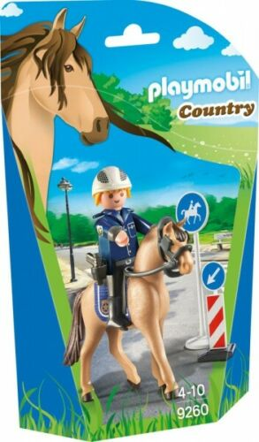 Playmobil 9260 Berittener Polizist
