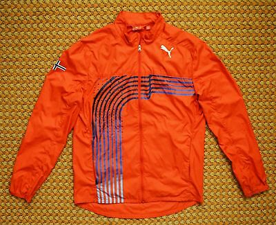 Norge Women's Running Medium Numerous In Variety Size 36 Small Training Jacket By Puma 2019 Latest Design Norway