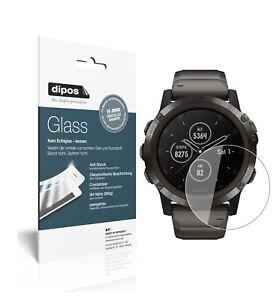 2x Garmin Fenix 5 Plus (47 mm) Film Protecteur-chars Diapositive 9 H Diapositive dipos glass-afficher le titre d`origine 3180XwC0-07164714-351367220