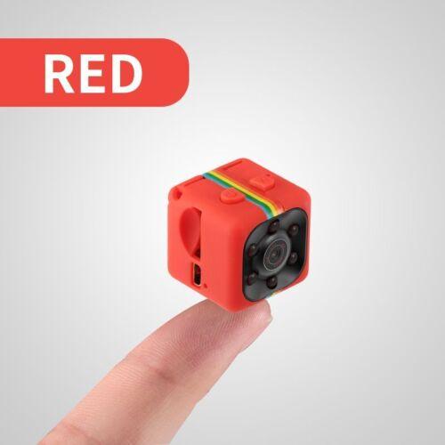 Security Home HD Mini Camera Small Sensor Night Vision Camcorder SPY MINI CAM