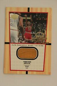 1999-00 Michael Jordan Farewell Shot Upper Deck Final ...