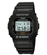 Casio G Shock * DW5600E-1V Gshock Black Digital Square Ivanandsophia COD PayPal