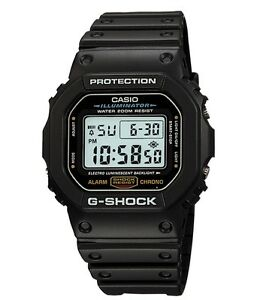 Casio G Shock * DW5600E-1V Gshock Black Digital Square Ivanandsophia COD PayPal