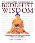 The Illustrated Encyclopedia of Buddhist Wisdom by Gill Farrer-Halls (Paperback, 2001)