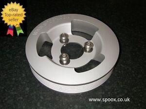 Spoox-Motorsport-Peugeot-207-THP-150-175-Billet-Alloy-Bottom-Engine-Pulley