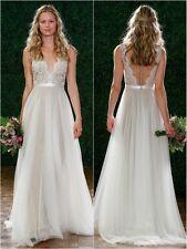 Stunning Watters Santina Wedding Dress - Rare-New Size 10 - Paid £3000 -Unworn