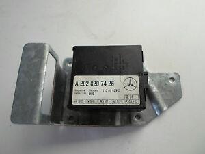 1996-2003-Mercedes-CLK-W208-Modulo-De-Unidad-De-Control-De-Alarma-A2028207426-OEM