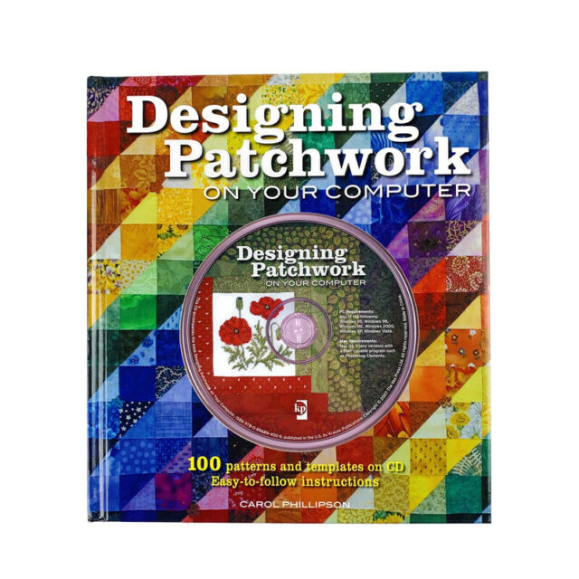 Designing Patchwork on your Computer Quilt Book, Quilting ...