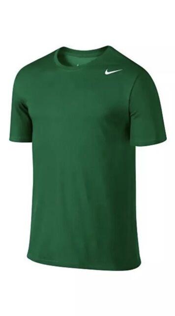 4867a838b2ec NIKE NWT Men s Small The Nike Tee DRI-FIT Athletic Cut Shirt Top Crew Dark