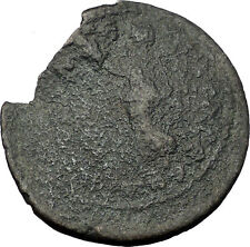 PHILIP I the ARAB 244AD 37mm Medallic-Like Ancient Roman Provincial Coin i56578