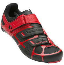 Pearl Izumi Select Road IV Bike Bicycle Cycling Shoes Black/True Red - 44