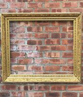 Great 19th Century Victorian Gold Leaf Lemon Gold Gilt