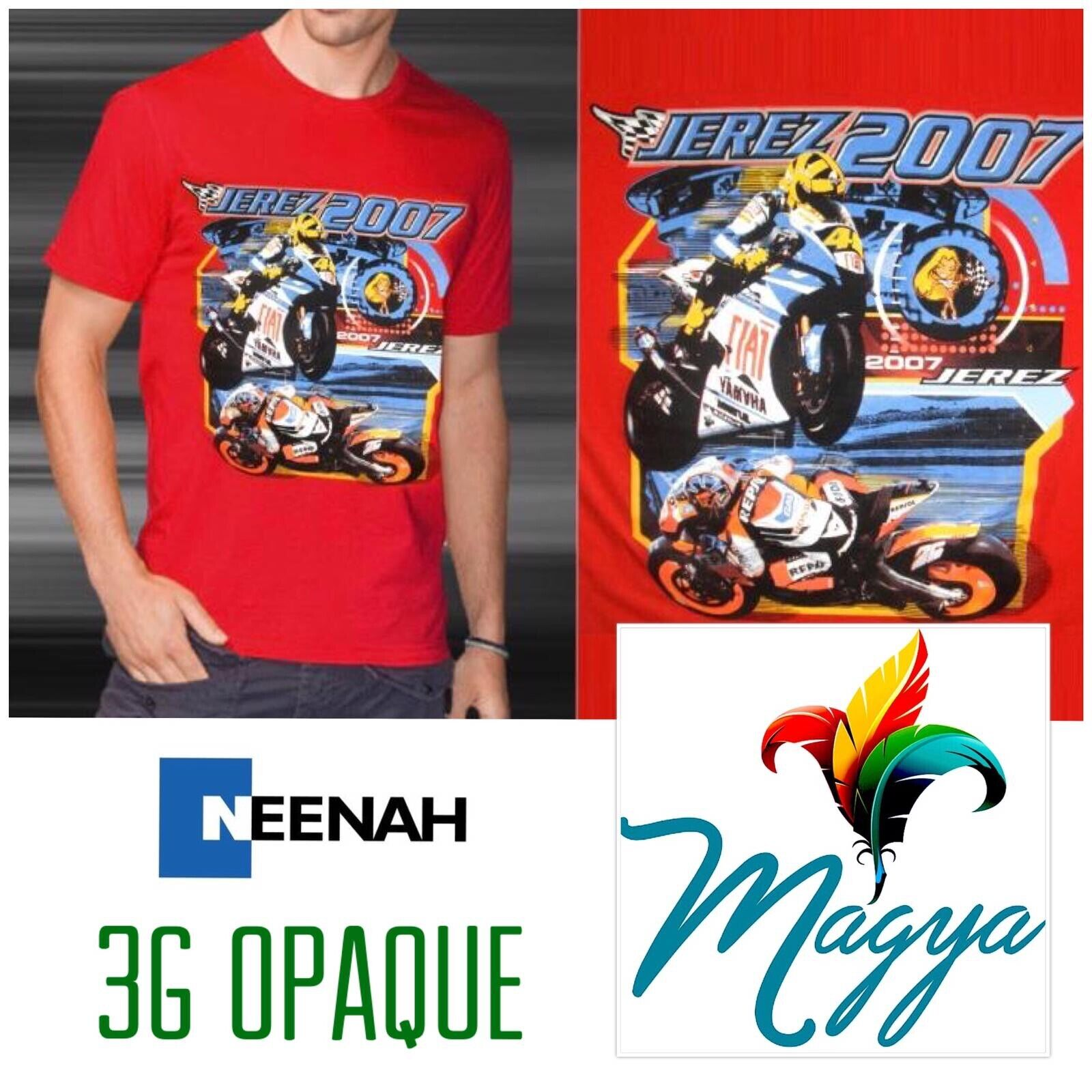 Neenah 3G Jet Opaque Heat Transfer Paper for Dark Colors 8.5x11 100 sheets