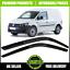 VW Caddy 2004-2016 Viento Lluvia humo desviadores viseras ajuste externo