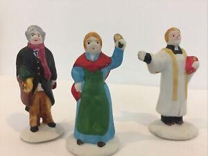 Lemax Porcelain People/Figurines Christmas Village/Train Settings-Victorian-3