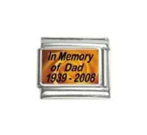 Italian-Charms-M1-In-Memory-of-Dad-with-date-Custom-made