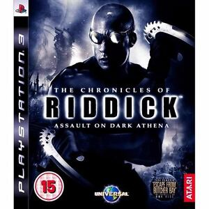 chronicles of riddick assault on dark athena pc steam
