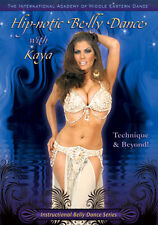 Hip-notic Belly Dance with Kaya Belly Dance DVD / Video