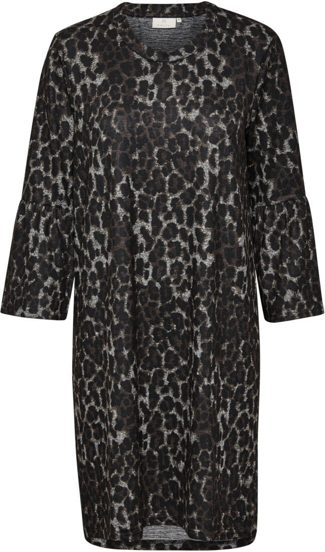 KAFFE DK ♥ 10502541 Kleid     TIERMUSTER  ♥ 38 - M (L) | Schöne Farbe  | Ästhetisches Aussehen  | Haltbarkeit  360443