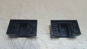 2x-Lid-Hinge-cover-for-Audio-Technica-AT-LP5-Turntable-pair