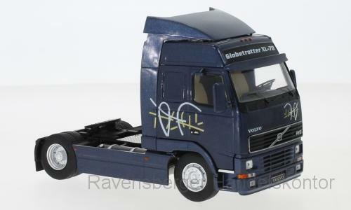 IXO 1:43 Volvo FH 12-1997-Dark Blue