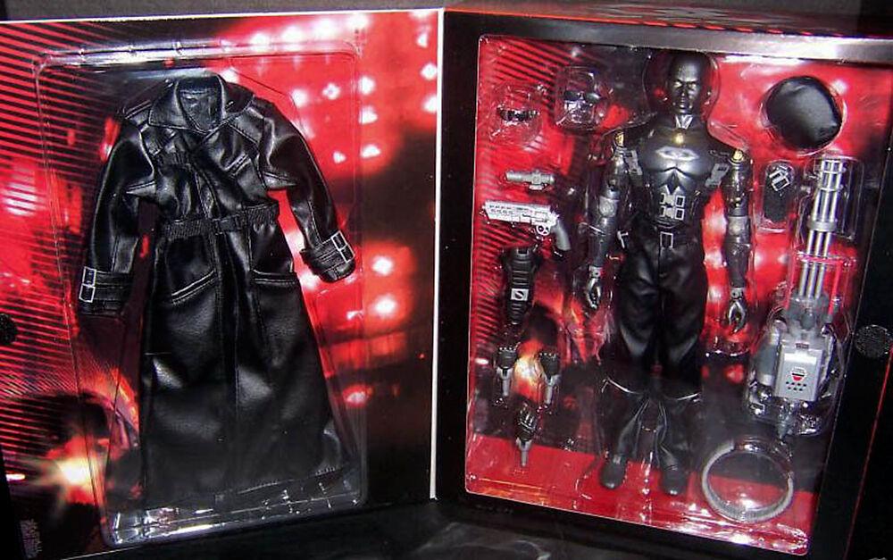 Blau Box BBi Cy Com Elite Force Colossus GI Joe Henshin 1 6 FIGURE MIB RARE