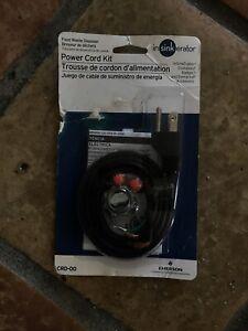 Insinkerator Garbage Disposal Power Cord Kit Crd 00 7445004722733 Ebay