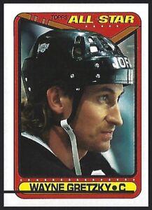 WAYNE-GRETZKY-1990-Topps-All-Star-LOS-ANGELES-KINGS-199