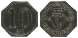 Wasseralfingen 10 Pfennig 1917 vz 53212