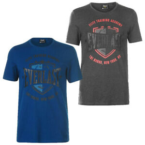 Everlast Mens Laurel T-Shirt S M L XL 2xl 3xl 4xl Tee Sports Shirt New