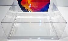 1 Console Box Protector For SEGA DREAMCAST Console Boxes NTSC Clear Display Case