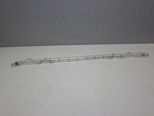 "GE 15583 QH800T3//CL 240V Short Wave Infrared Quartz Heat Lamp 240-Volt 13-1//4/"""