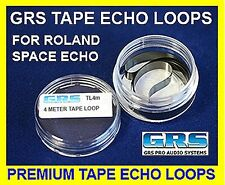 1 PREMIUM 4 METER TAPE LOOP 4 ROLAND SPACE ECHO RE-101, 201, 301, 501, SRE-555