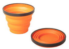 Mug Foldable for camping, hiking and outdoor, X-CUP, outdoortasse