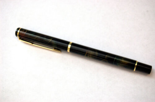 BAOER 801 Fountain Pen Shimmering Sand with 5 ink cartridges Free Shipping!