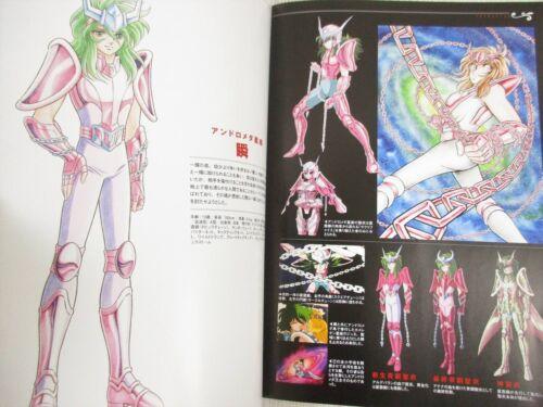 SAINT SEIYA 30th Anniv Exhibition Brochure Art Illustration Book 2016 Ltd