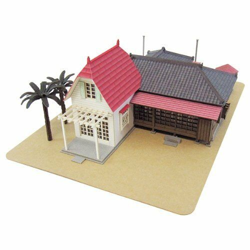 Studio Ghibli Series My Neighbor Totgold Satsuki and May's House 1 150