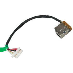 DC IN Power Jack For HP 14-bs057cl 14-bs153od Laptop Charging Port Connector