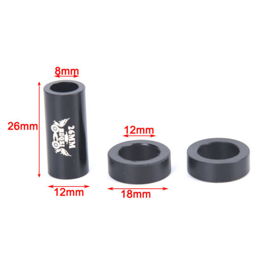 Bicycle Soft Tail Rear Shock Absorption Absorbers Turn Point Back Gall Bush TDO