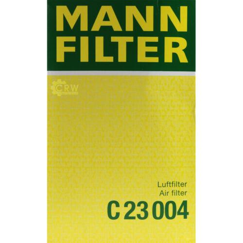 MANN LUFT-FILTER C 23 004 Fiat Sedici FY/_ 1.6 16V 4x4 Suzuki SX4 EY GY 1.5 VVT
