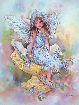 Beautiful Matted Secret Door Foil Art Print~Affordable Art~8x10~Fantasy